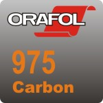 Oracal 975 Carbon