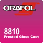 8810 Frosted Glass Cast